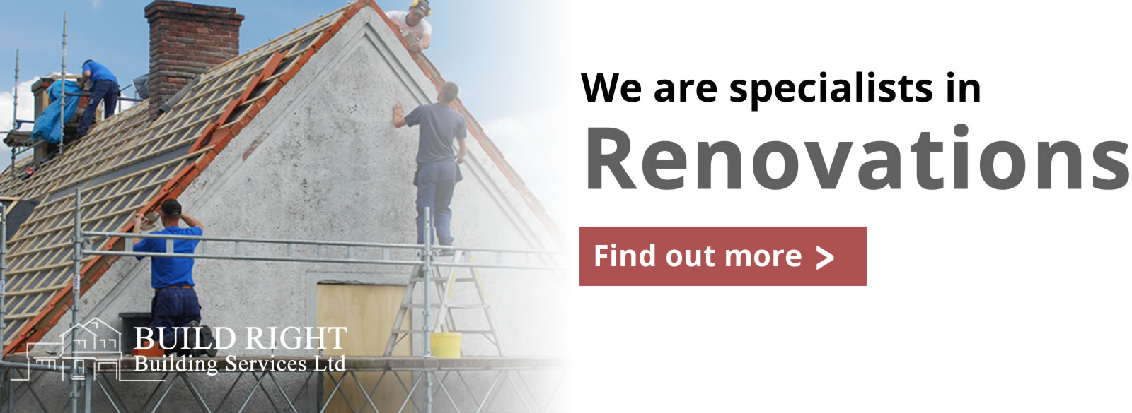 Build Right Building Services Ltd - Home renovations and repairs